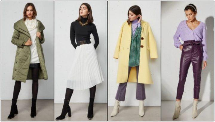 Γυναικεία ρούχα BSB για το Χειμώνα 2021-2022