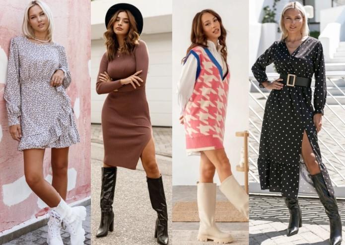 8 Όμορφα φθινοπωρινά φορέματα για όλες τις ώρες!