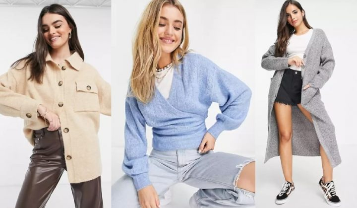 Top 7 γυναικείες ζακέτες της μόδας για φέτος τον χειμώνα!