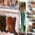 ιδέες οργάνωσης παπουτσιών