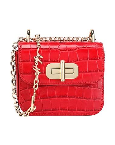 κόκκινη τσάντα μικρή