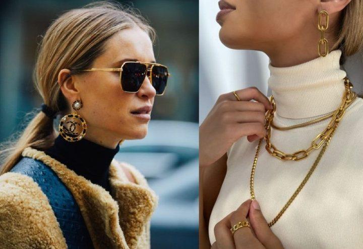 Τι κοσμήματα να φορέσεις με μια μπλούζα ζιβάγκο!