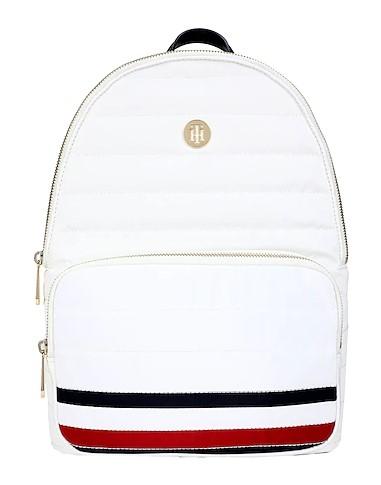λευκό backpack επώνυμες τσάντες φθινόπωρο