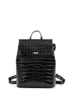 μαύρη τσάντα πλάτης