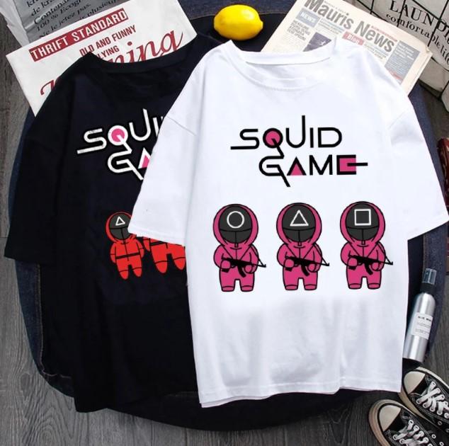 μπλούες squid game