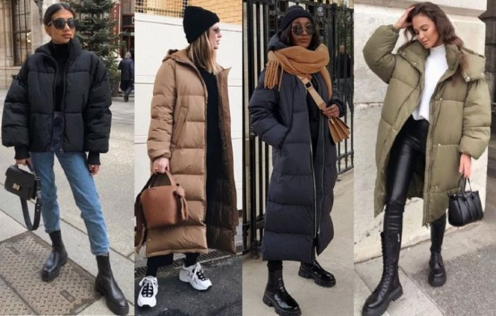 Πως να συνδυάσεις το oversized πανωφόρι σου τον χειμώνα