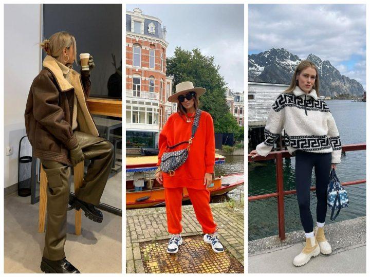 Ρούχα για φθινοπωρινό και χειμερινό προορισμό ταξιδιού