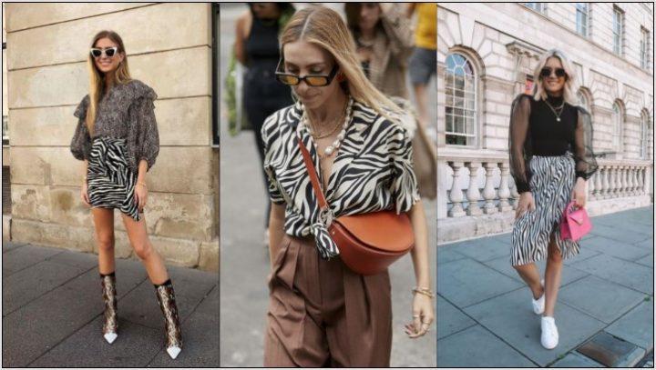 Πως να φορέσεις το zebra print με στυλ